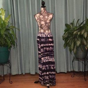 """B Jewel"" Long skirt"